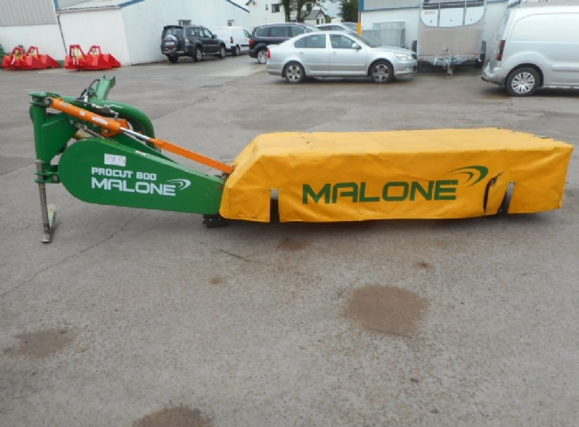 Malone Pro Cut 800 Disc Mower - SOLD